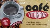 Vitarroz Espresso Coffee 8.8oz