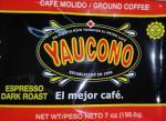 YauconoCoffeeEspressoDarkRoast7oz