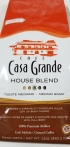 Casa Grande House Blend Premium Coffee 12oz