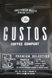Gustos Coffee 12.oz