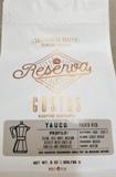 Gustos Reserva Yauco Bean Coffee 8.oz