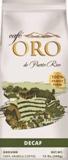 Oro Coffee Decaf 12.oz